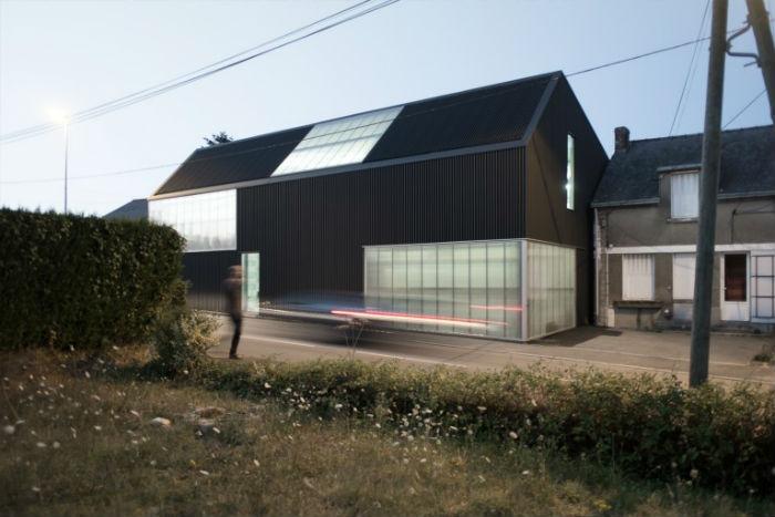 Construction Métallique, Bardage, Couverture Pour Les Particuliers